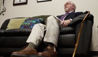 Ron Barber plans to attend every event he can to remember the tragic day nearly a year ago when a gunman opened fire as Rep. Gabrielle Giffords was meeting with constituents. The congresswoman was shot in the head, and six people were killed. (Associated Press)