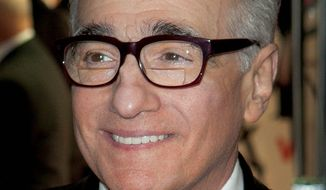 Martin Scorsese (Associated Press)