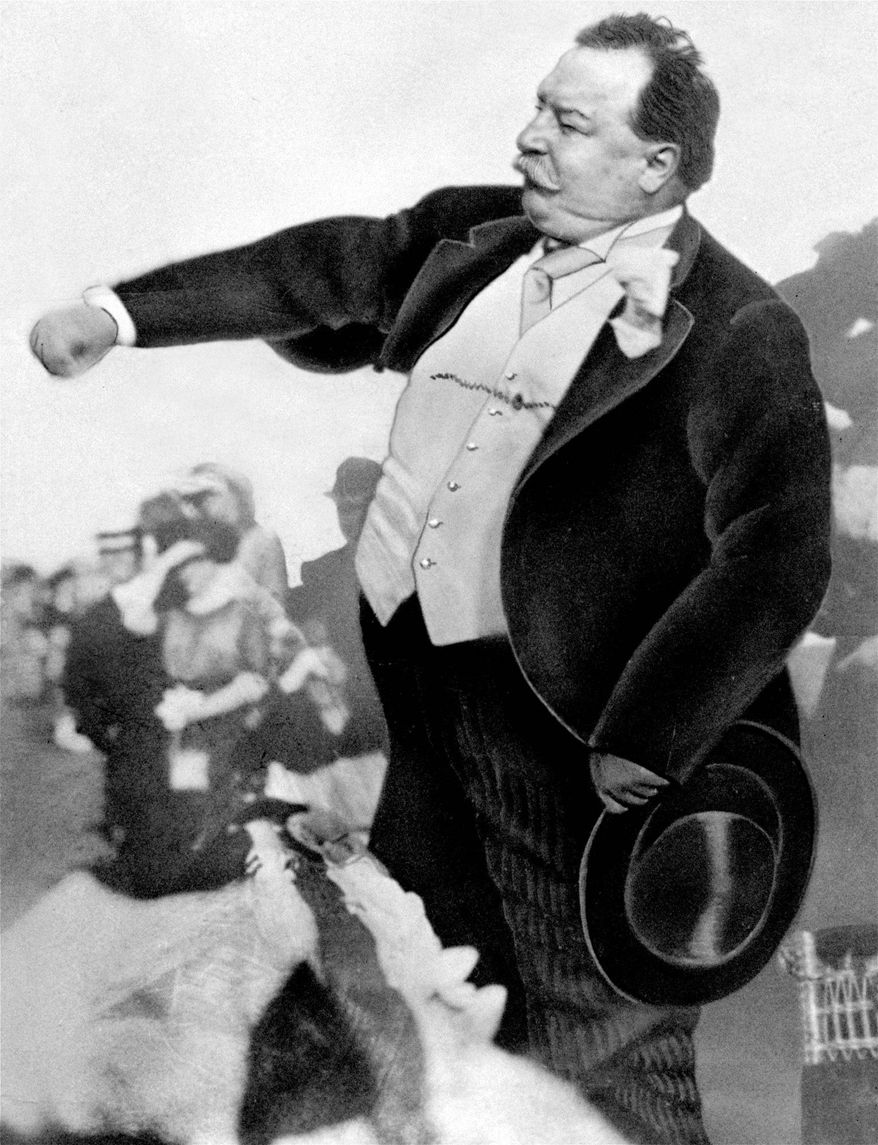 President William Howard Taft was the heaviest of American presidents and had a 54-inch waist, but he was elected in 1908 and subsequently installed an extra-large bathtub in the White House to little fanfare. More than a century later, can a heavy-set candidate win?