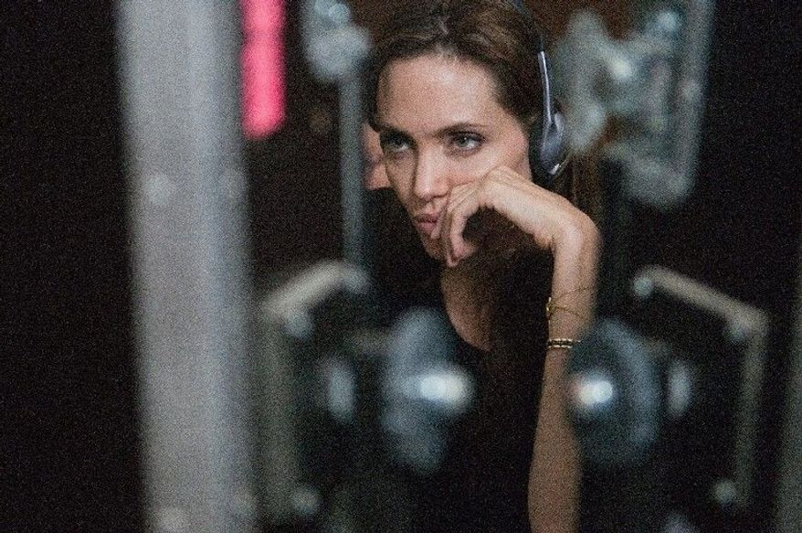 """Miss Jolie wrote the screenplay and makes her debut as a director """"In the Land of Blood and Honey."""" (Film District via Associated Press)"""