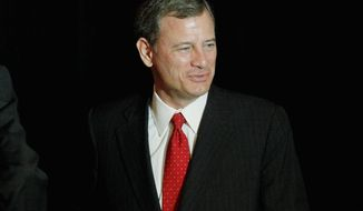 """The interest of society in the enforcement of employment discrimination statutes is undoubtedly important. But so too is the interest of religious groups in choosing who will preach their beliefs, teach their faith, and carry out their mission."" - Chief Justice John G. Roberts Jr. (AP photo)"