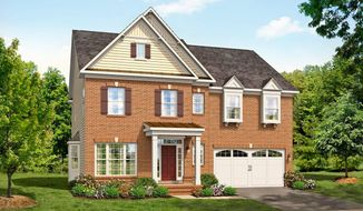 Lennar is building 250 single-family homes on 6,000-square-foot sites at the Preserve at Goose Creek in Ashburn. The Belmont model, with 3,148 square feet, is priced from $579,990.