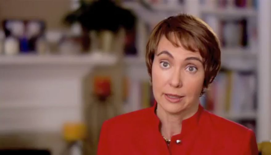 ** FILE ** This video image provided by the Office of Rep. Gabrielle Giffords shows Giffords announcing her plans to resign, Sunday, Jan. 22, 2012. (AP Photo/Office of Gabrielle Giffords)