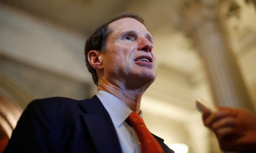 Sen. Ron Wyden, Oregon Democrat (Associated Press)