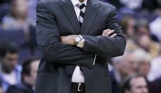 **FILE** Washington Wizards coach Randy Wittman (Associated Press)