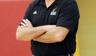 Jeff Ruland is the head of UDC's men's basketball program. (UDC Sports Information)