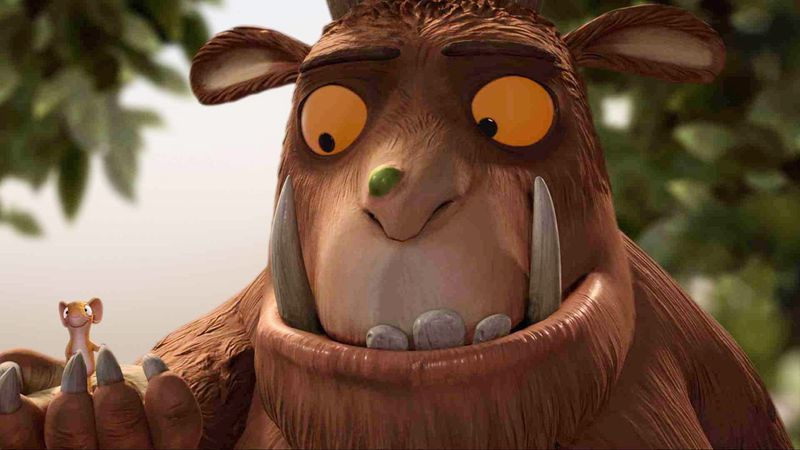 """The Gruffalo"" will be among the animated shorts the National Gallery of Art presents as part of a ""Monster Mash"" film program on Feb. 4 and 5."