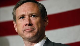 **FILE** Sen. Mark Kirk, Illinois Republican (Associated Press)