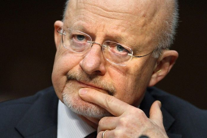 Director of National Intelligence James R. Clapper (AP Photo/Jacquelyn Martin)