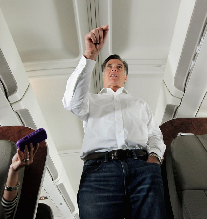 Republican presidential hopeful Mitt Romney claimed victory in the Florida primary Tuesday, but a closer look at the numbers suggests the former governor could struggle there against President Obama in a general election. (Associated Press)
