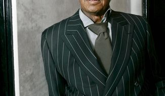 **FILE** Don Cornelius poses March 6, 2006, at his office in Los Angeles. (Associated Press)