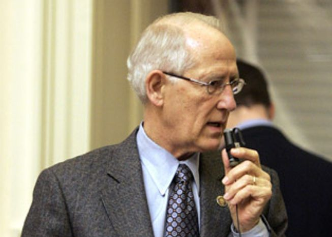 State Sen. Harry Blevins (AP Photo/Steve Helber)