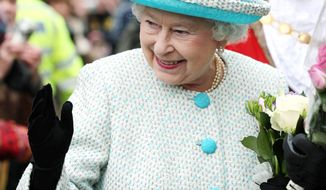 Queen Elizabeth II (Associated Press)