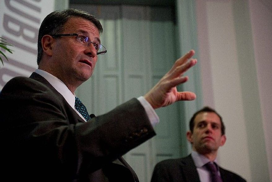 Former lobbyist Jack Abramoff. (Barbara L. Salisbury/The Washington Times)