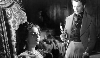 "Valerie Hobson and John Mills star in the 1946 film adaptation of Charles Dickens' ""Great Expectations."" (Courtesy The Criteron Collection)"