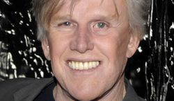 """**FILE** Actor Gary Busey arrives at the premiere of the film """"Crazy Heart"""" in Beverly Hills, Calif., on Dec. 8, 2009. (Associated Press)"""