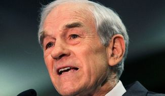 Rep. Ron Paul
