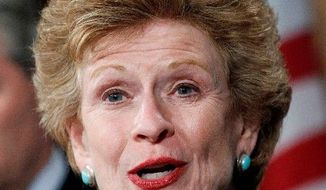 Sen. Debbie Stabenow, Michigan Democrat