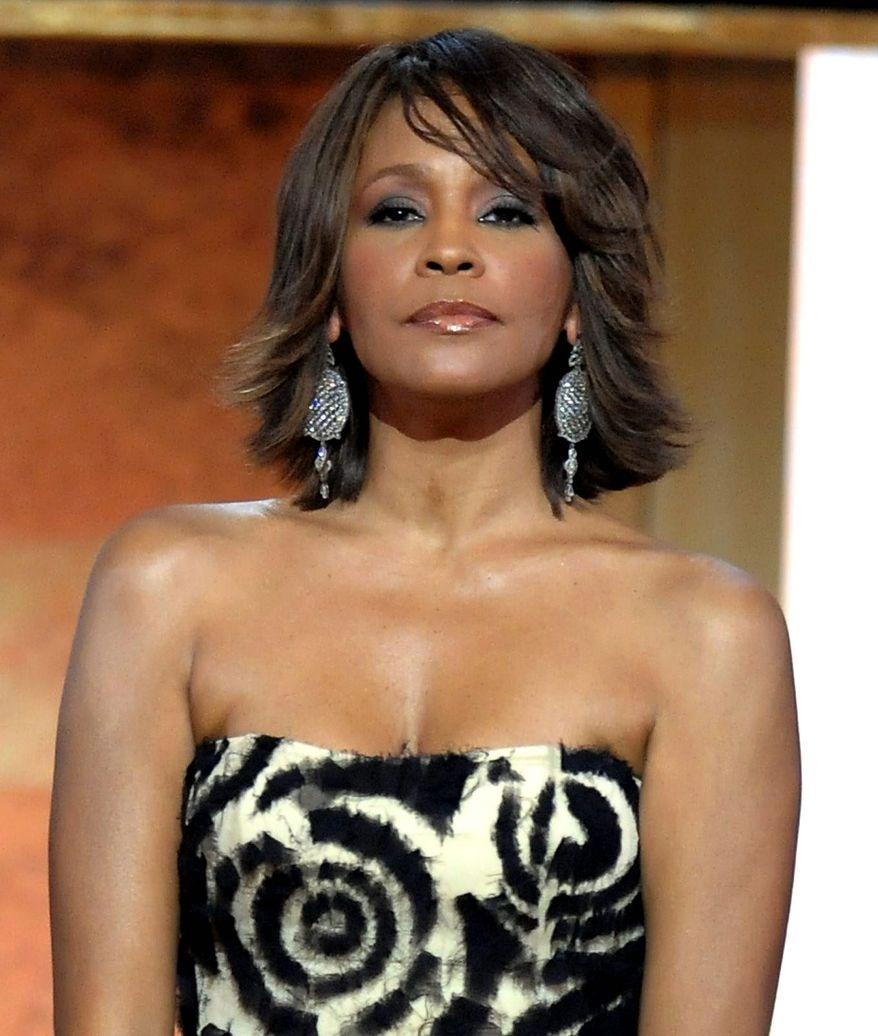 Whitney Houston (Associated Press)