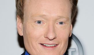 Conan O'Brien (Associated Press)