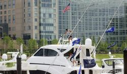 National Harbor in Oxon Hill, Md. (The Washington Times)