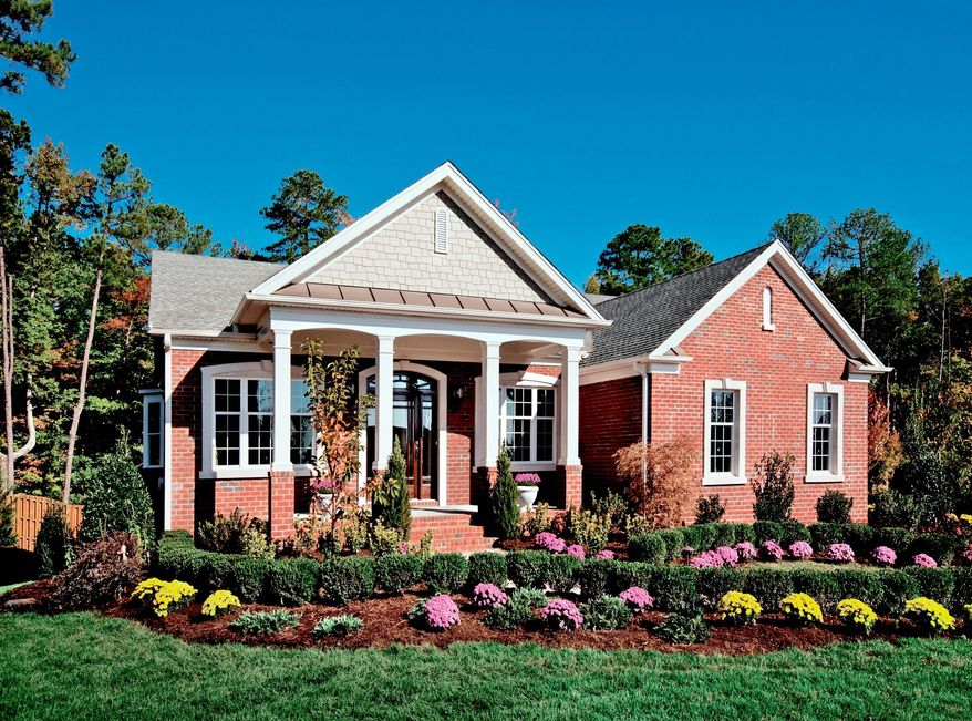 Toll Bros. is planning 225 single-family homes at Regency at Chancellorsville in Fredericksburg, Va. The Harrison model, with 2,026 finished square feet, is base-priced from $290,995 to $302,995.