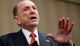 **FILE** Former Pennsylvania Sen. Arlen Specter (Associated Press)