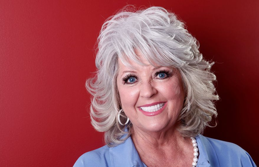Paula Deen is ready to show a lighter side to her famously fatty Southern-style cooking. (Associated Press)