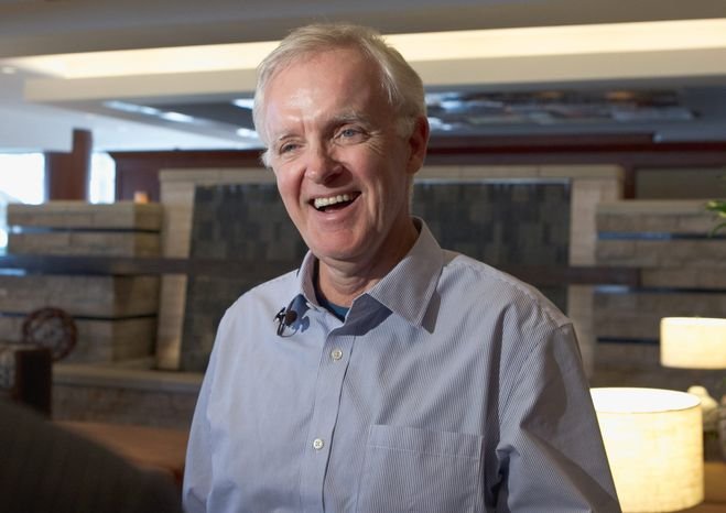Bob Kerrey says Wednesday in Omaha he will seek the Democratic nomination for the U.S. Senate seat from Nebraska he once held, reversing course just weeks after publicly rejecting a run he had called a long shot. H
