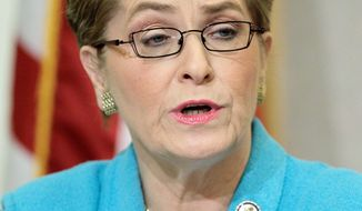 Rep. Marcy Kaptur, Ohio Democrat (AP Photo/Mark Duncan)