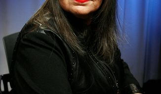 Roseanne Barr (AP photo)