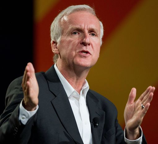 James Cameron (Associated Press)
