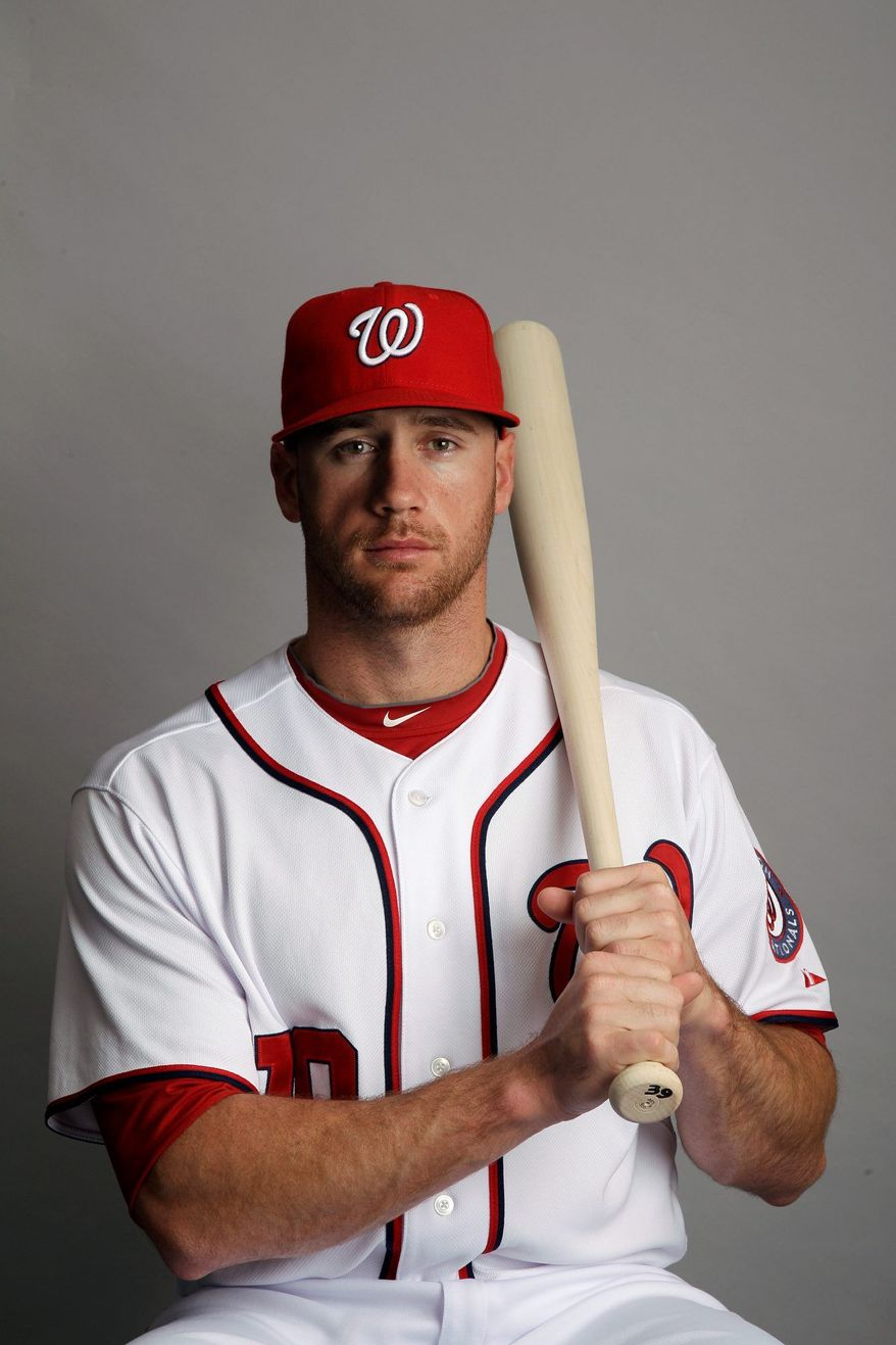 Corey Brown is batting .287 with 23 home runs and 66 RBI in Triple-A this season. (Associated Press)