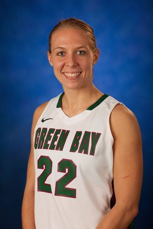 Audrey Bauer's older sister, Lydia, plays for Wisconsin-Green Bay and will also be headed to the NCAA tournament. (Associated Press)