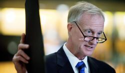 Ward 2 D.C. Council member Jack Evans is one of several city lawmakers who have said their campaigns received subpoenas for records in a campaign-finance probe. Federal prosecutors are asking various D.C. officials for any records related to Jeffrey E. Thompson, his affiliates and their contributions to D.C. political campaigns since 2003. (The Washington Times)