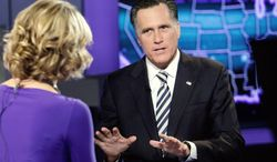 "Mitt Romney tells Fox News' Megyn Kelly on ""America Live"" Wednesday that very conservative voters who don't support him now will favor him against Barack Obama. (Associated Press)"