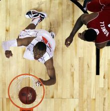 Virginia sophomores Akil Mitchell and Joe Harris (above) are the only players remaining from coach Tony Bennett's first recruiting class. (Associated Press)