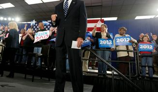 Vice President Joseph R. Biden aggressively entered the 2012 campaign Thursday with a speech at a United Auto Workers hall in Toledo, Ohio. Mr. Biden called out Republican presidential hopefuls for not supporting the auto bailout. (Associated Press)