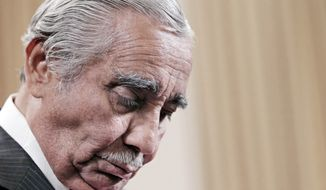 ** FILE ** Rep. Charlie Rangel, New York Democrat (Associated Press)