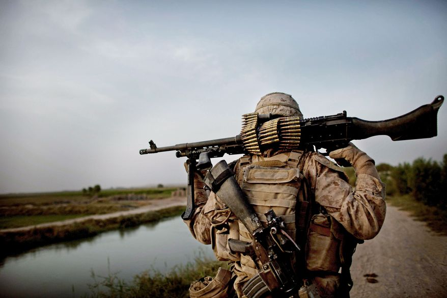 Troops in Afghanistan have few opportunities to rest, according to an Army report that provides a stark look at post-traumatic stress disorder and its risk of irrational acts. Fighting forces have endured frequent stressful deployments and compressed time back home. (Associated Press)