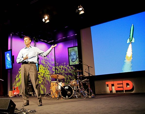 """D.C. folks have launched their own independent TED conference (hence the """"x""""). This week's session is on """"The Creative City: Entrepreneurship, Creativity, and Innovation."""" It happens Saturday at TheARC Theater in Southeast."""