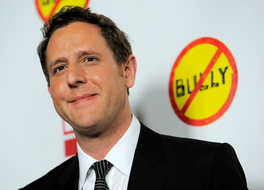 "Lee Hirsch, writer-director of ""Bully,"" says his interest came not just from having been bullied himself as a child but from his problems getting adults to help him.  (Associated Press)"