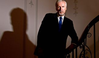 James Cameron. (Associated Press)