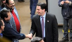 Wisconsin Gov. Scott Walker will speak Saturday at a Faith & Freedom Coalition forum attended by presidential candidates.