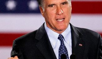 The newly formed group Project Liberty believes Mitt Romney's struggle to spark GOP enthusiasm is the result of unrealistic expectations. (Associated Press)