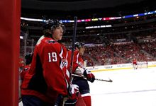 Capitals center Nicklas Backstrom's best postseason showing came during the 2008-09 season, when he scored three goals and collected 12 assists in 14 games. (Associated Press)