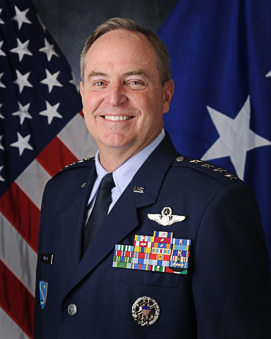 Gen. Mark A. Welsh III (Associated Press)