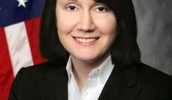 Kristine Svinicki's term at the Nuclear Regulatory Commission expires in June.