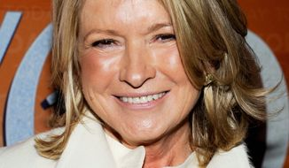 """Martha Stewart's Cooking School,"" described as a culinary master class, will air weekly on PBS starting this fall. (Associated Press)"