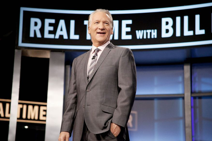 Bill Maher will have an uncensored forum for political debate for at least two more seasons on HBO, where his viewership gross is the highest in three years. (HBO via Associated Press)
